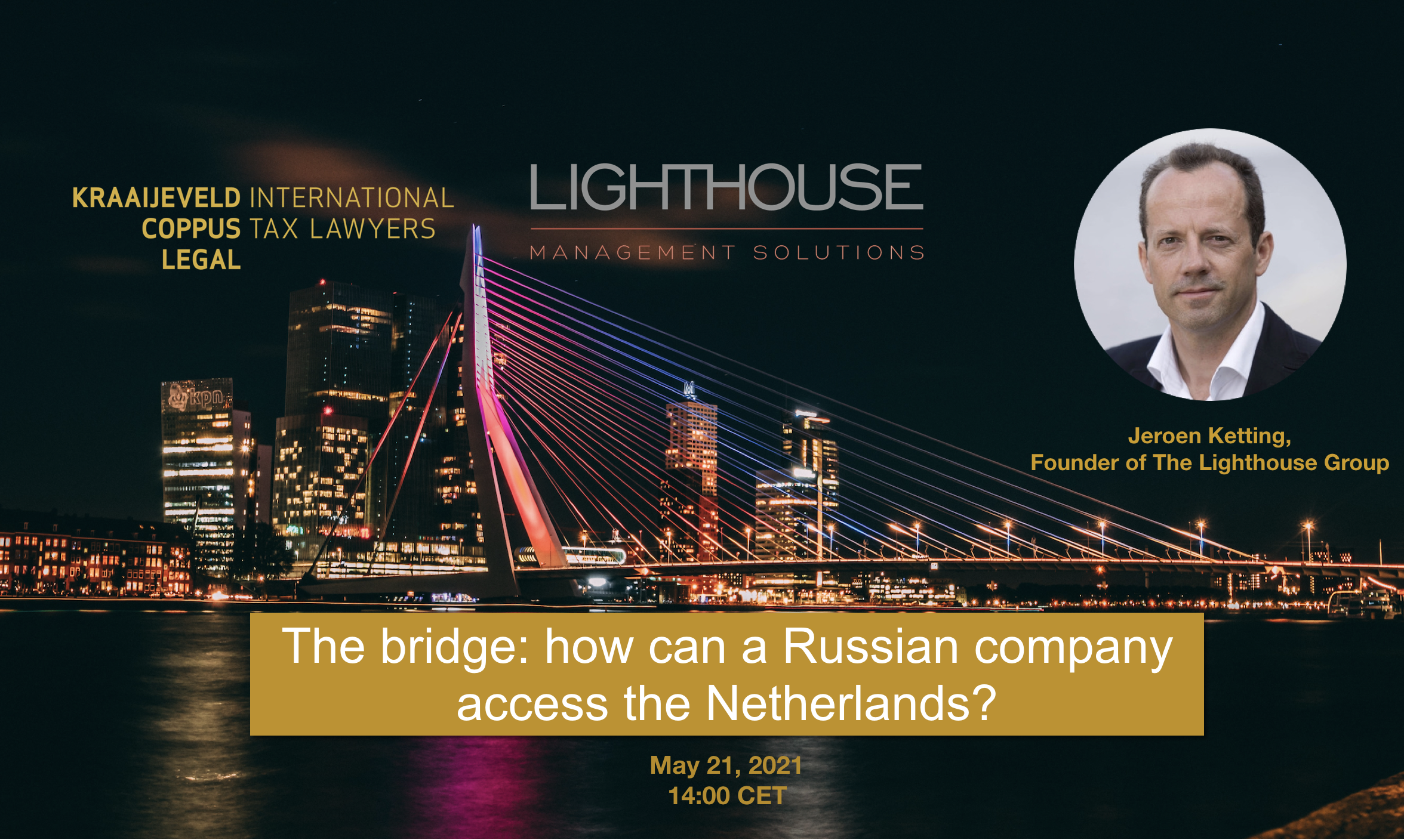 How can a Russian company access the Dutch market?