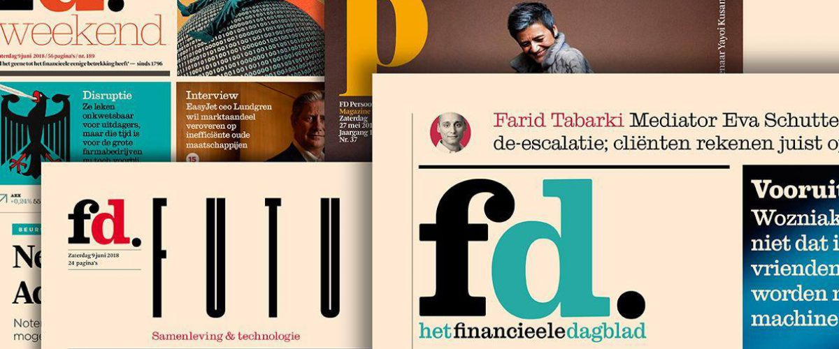 Columns Financieel Dagblad